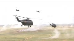 《軍事報道》 20190803三代陸航飛行員的空中突擊