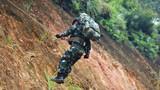 攀岩下滑训练