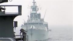 北约频繁在黑海地区举行军事演习 姜毅:遏制俄罗斯