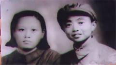 一張照片 見證九旬抗戰老兵的愛情故事