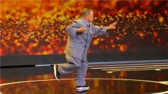 干凈利落!看95歲抗戰老兵現場施展拳腳