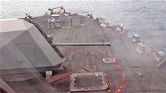 美艦用新型炮射導彈曝光