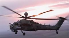 俄羅斯米-28NM很快裝備部隊 杜文龍:綜合作戰能力翻倍