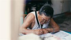 回顧抗戰經歷 九旬老兵寫下30萬字回憶錄
