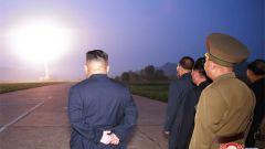 朝中社:金正恩稱朝試射導彈是對美韓聯合軍演的警告