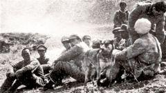 白馬之圍與西北三戰三捷