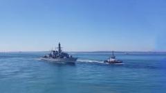 陳虎觀點:英國再派軍艦 為增加地區話語權
