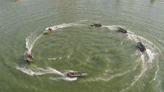 鍛造搶險尖兵    培育水上蛟龍
