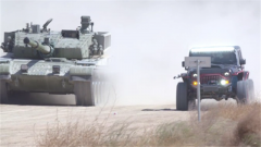直線賽道越野車反超坦克 關于它們的直線加速性能你了解多少