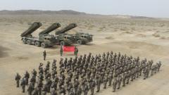 陆军第79集团军某旅:练兵备战 党员始终冲锋在前