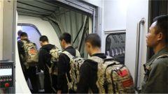"""【国际军事比赛-2019】""""军事拉力""""项目中国参赛队员回国"""