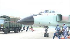 海军航空大学组织开展综合保障比武