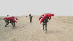 负重落地加罚5秒 体力透支特战兵哥能否实现逆风翻盘