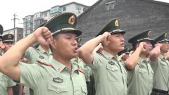 武警抚顺支队:组织官兵参观抚顺战犯管理所旧址