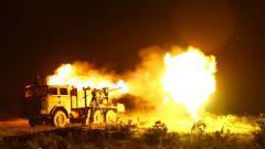 炮声隆隆丨直击陆军第75集团军某旅红蓝实兵对抗第一现场