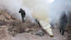 淬火砺剑!武警甘肃总队机动支队开展群众性大练兵活动