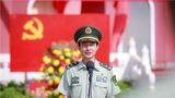 武警甘肃总队政委高步明致辞