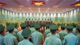 参观红军长征纪念馆