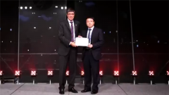 军校教员在国际地球科学与遥感大会上获奖