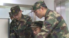 火箭军某导弹旅展开长时间满负荷密闭生存训练