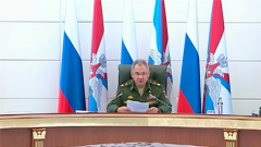 俄防長:將采取措施應對西部戰略方向威脅