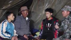 病灶危及生命 援藏醫療隊耐心勸說患者家人手術
