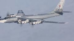 应对美第二舰队重建 俄罗斯图-95MS已有所行动