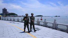【记者在战位】走近港珠澳大桥的守护者