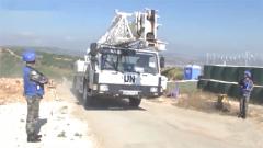 """时局不稳 坡陡路窄 在号称""""中东火药桶""""的黎巴嫩修路到底有多难?"""