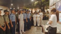 """桂林联勤保障中心组织新毕业学员重温""""红色记忆"""""""