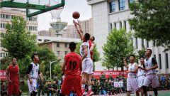 """军营""""NBA""""火热来袭!武警甘肃总队举办""""强军杯""""篮球赛"""