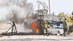 无人机频频升空 伊黎两国接连遭袭
