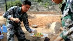 山区作业还有黄蜂来抢饭 中国维和工兵分队想修条路不容易