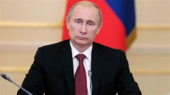 普京强调推进叙利亚问题政治解决进程