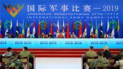 国防部:国际军事比赛-2019 把每一次比赛都当作战斗