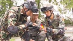 """""""珠峰友谊-2019""""中尼特种部队联合训练在尼泊尔开训"""