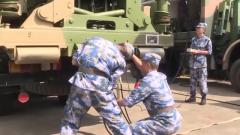 海军某雷达旅跨区域开展多科目实战演练