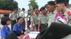 武警广东总队举办退役军人与用人单位双向选择招聘会