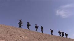 武警新疆总队:陌生地域锤炼特战队员实战对抗能力