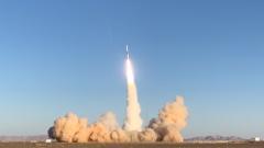 一箭双星!快舟一号甲运载火箭发射成功