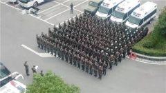退伍季:再见我的军营 再见我第二个家