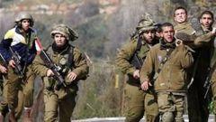 以军与黎巴嫩真主党武装交火