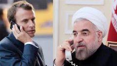 法国和伊朗两国总统通话讨论伊核等问题