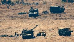 关注黎以局势 以军与黎巴嫩真主党武装发生交火
