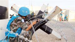中国赴黎维和多功能工兵分队全面加强安全防卫措施应对黎以冲突升级