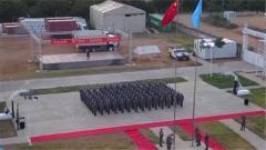 苏丹达尔富尔:中国第三批维和直升机分队开始执行任务