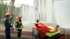 武汉开展地铁大型应急救援综合实战演练