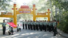 新疆阿勒泰军分区组织军校毕业学员开展岗前强化培训