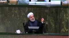 鲁哈尼:伊朗不会与美国进行双边谈判