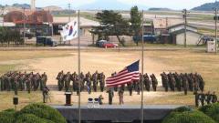 环境污染引发民众不满 韩欲尽早收回美军基地